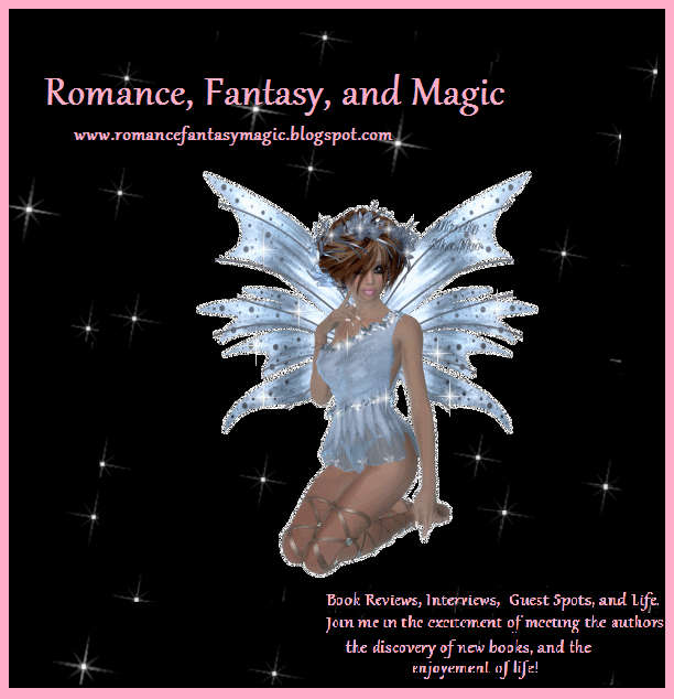 badge romance,fantasy, and magic