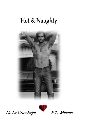 Hot & Naughty - Javier  cover