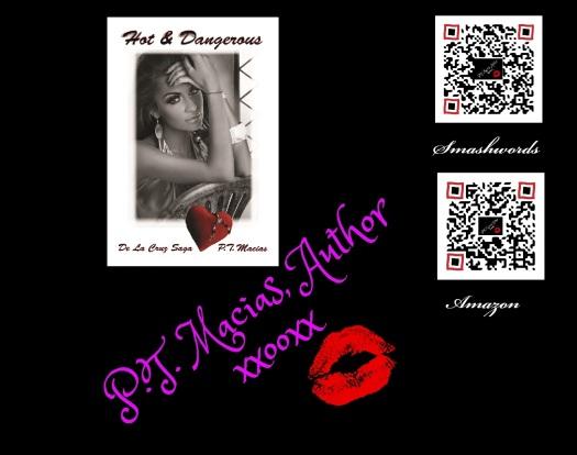 Hot & Dangerous, De La Cruz Saga   jpg
