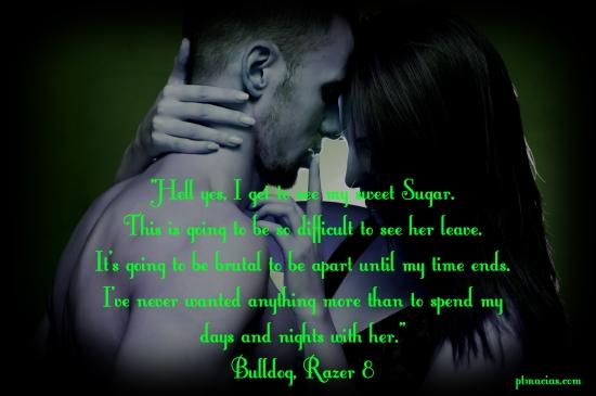 Bulldog, Razer 8 3-14-14--