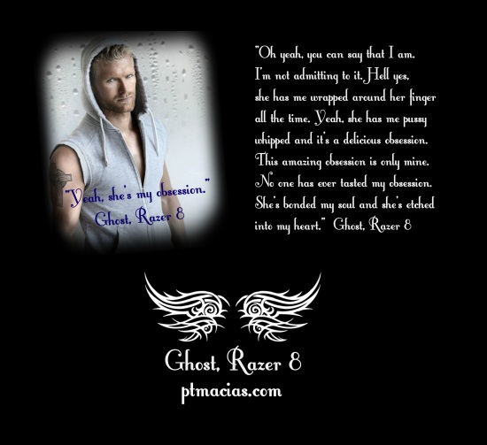 Ghost, Razer 8  3