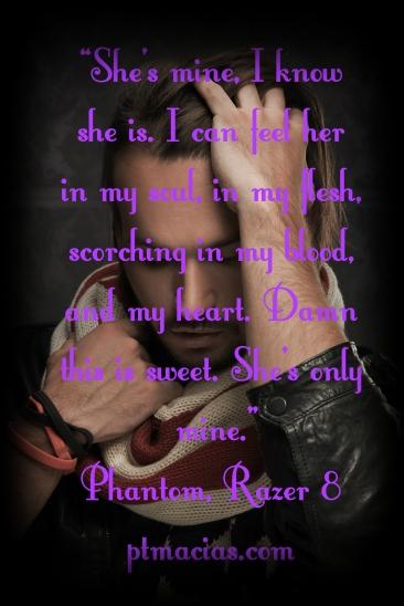 Phantom, Razer 8   3.22.14
