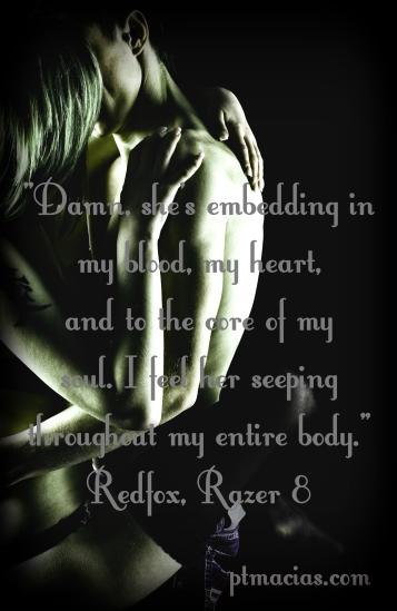 Redfox, Razer 8  3-21--14