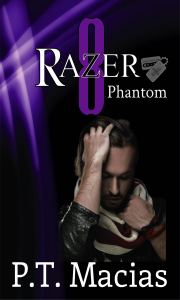 Phantom, Razer 8 By P.T. Macias 4.26.14 -AT
