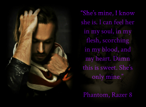 Phantom, Razer 8 by P.T. Macias 5.4.14
